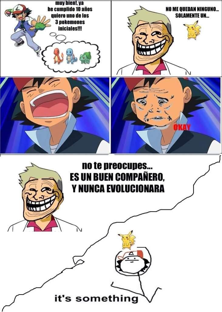 Memes Pa Disfrutar Pokemon En Espanol Amino