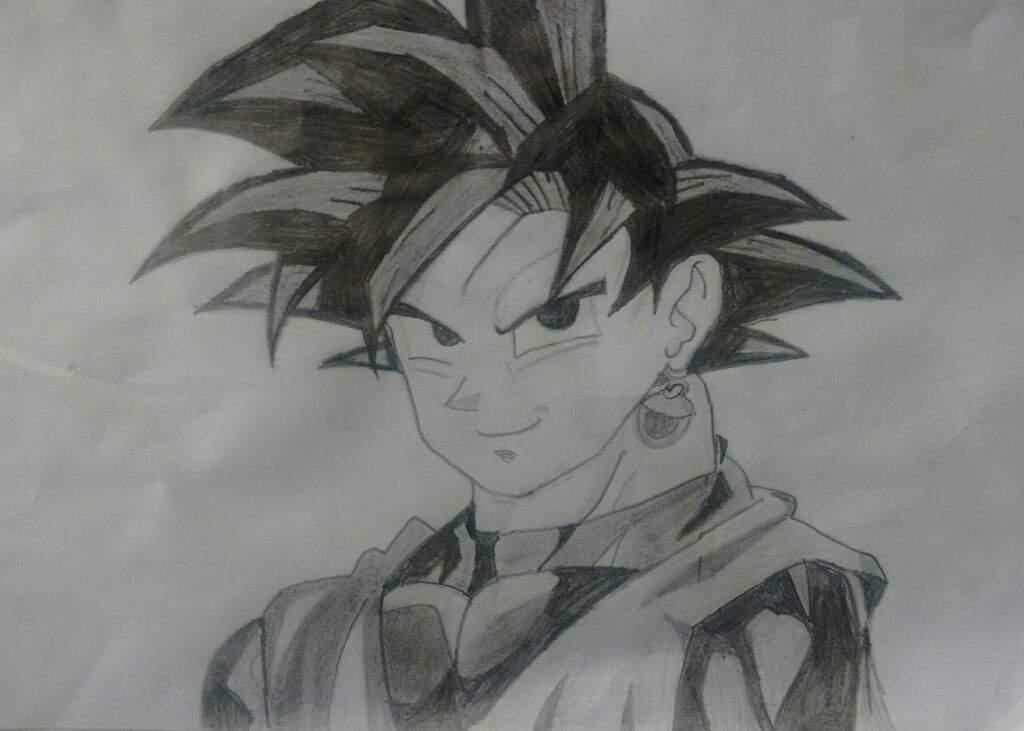 Goku Black Galeria Dragon Ball Super Arte Amino Amino