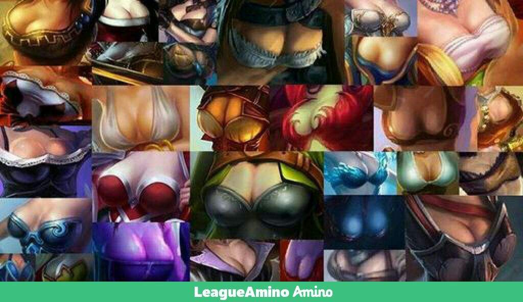 Boobs Legends
