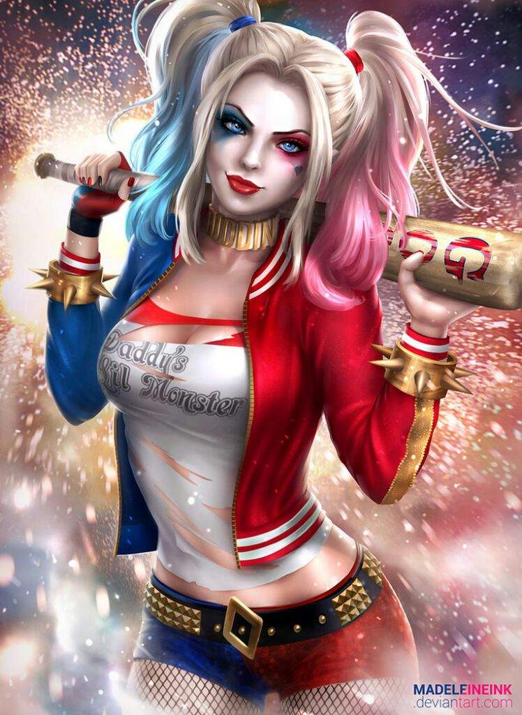 Harley Quinn Anime