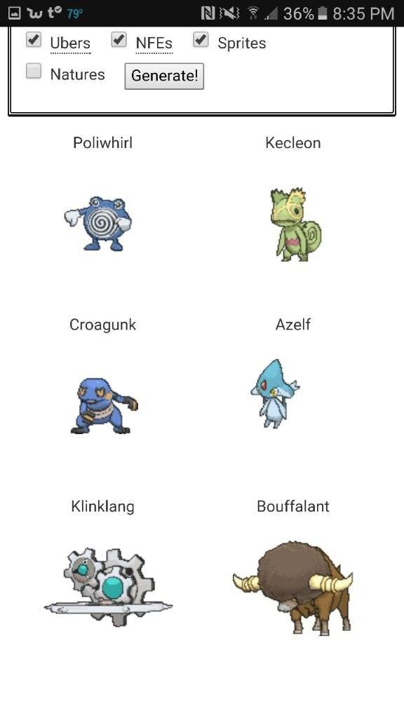 Random pokemon generator + Showdown | Pokémon Amino
