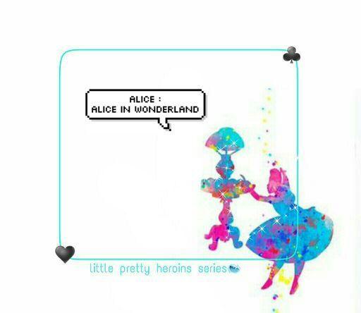 Alice In Wonderland Crying: Alice In Wonderland