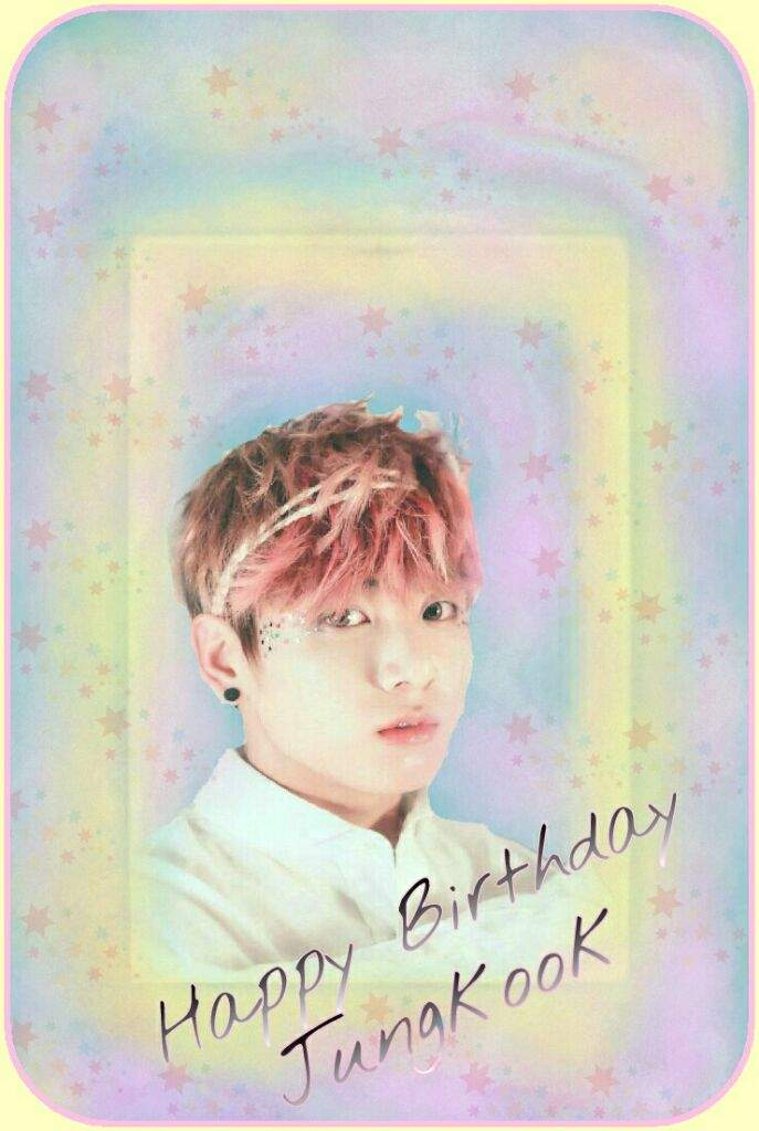 Pastel Aesthetic Birthday Edit