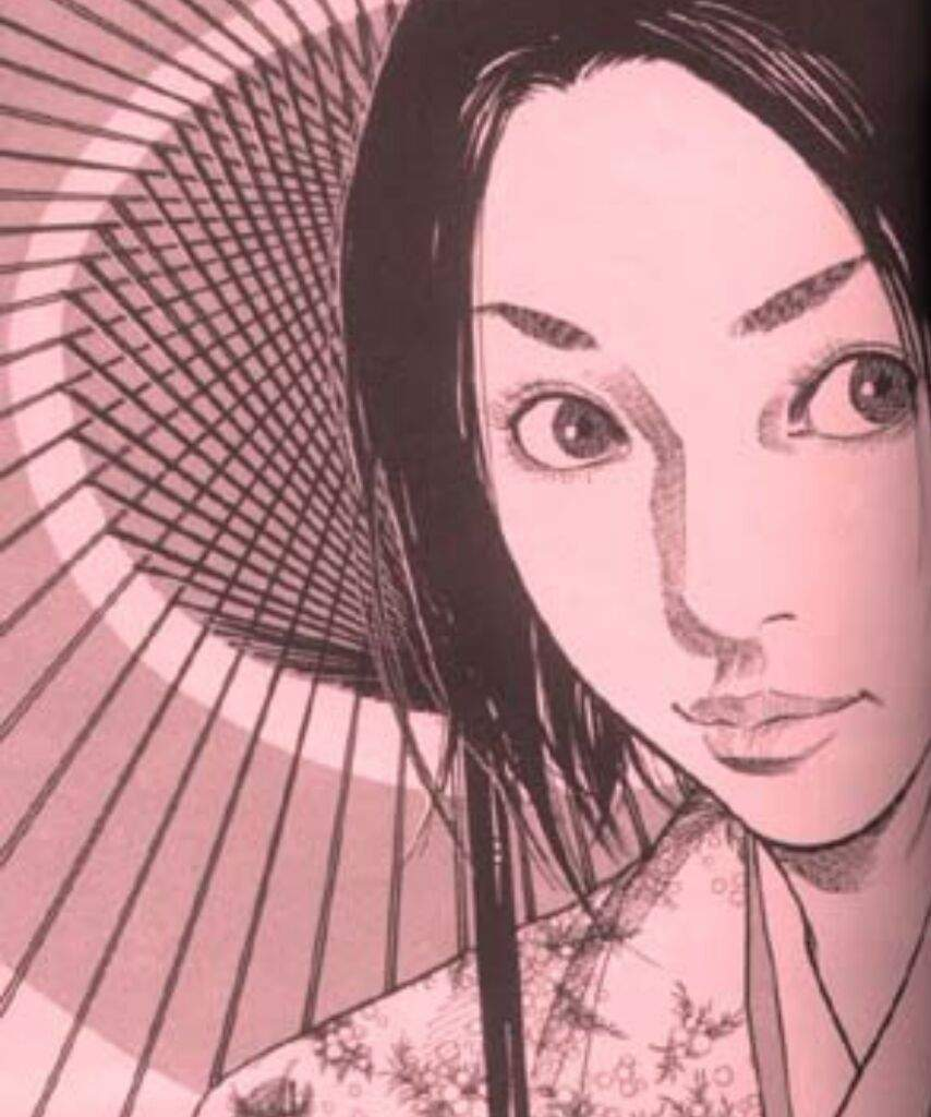An Orphan Raised At The Temple In Miyamoto Village Otsu Is Musashis Childhood Friend And Matahachis Fiancee But Once It Became Clear That Matahachi Was