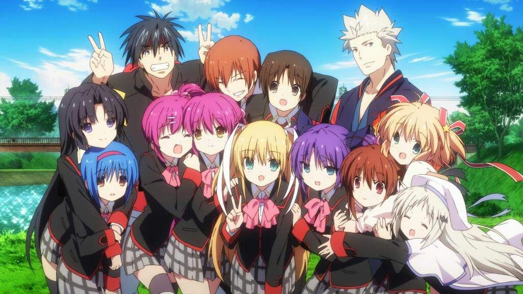 little busters masato ending a relationship