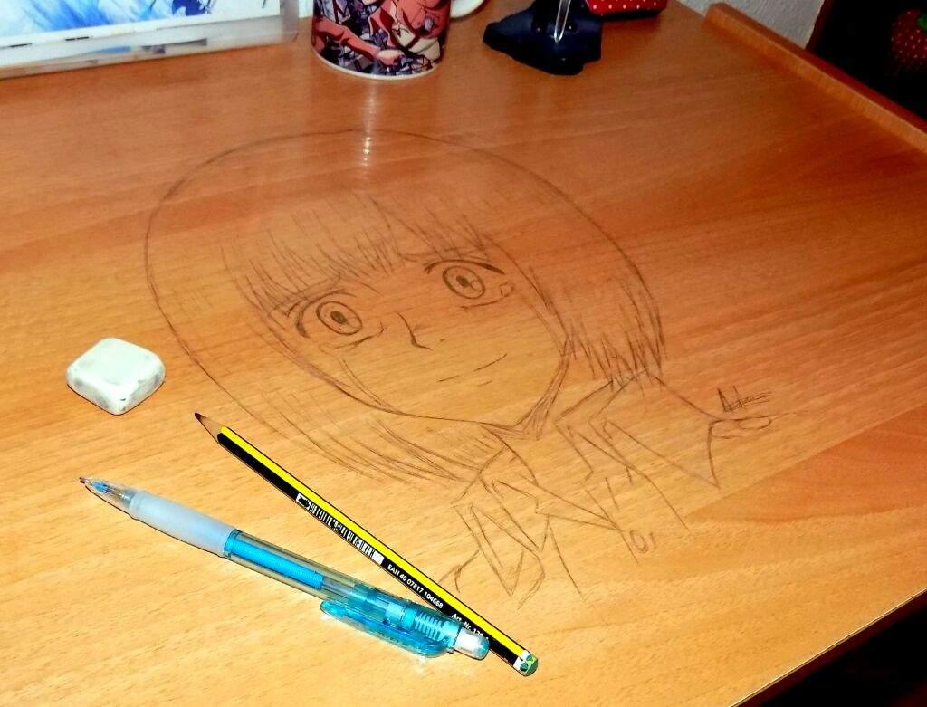 Anime Desk Drawings Anime Amino