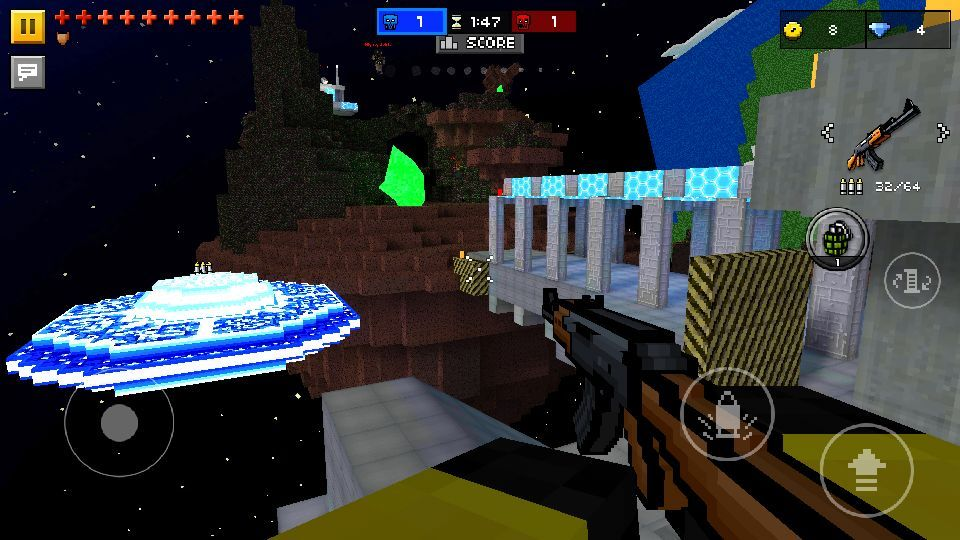 pixel gun 3d play on pc