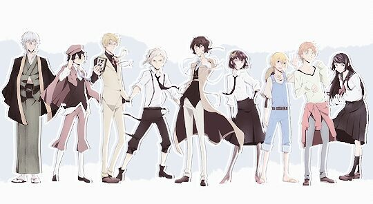 Wallpapers Bungou Stray Dogs Amino