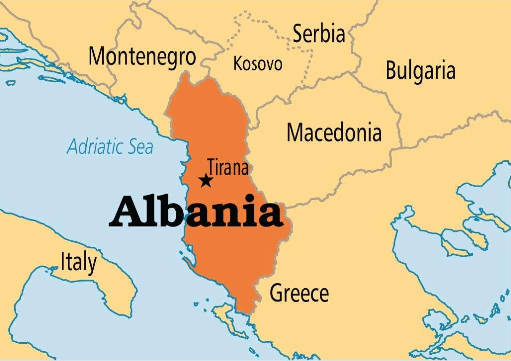 European Metal Tour Albania Metal Amino