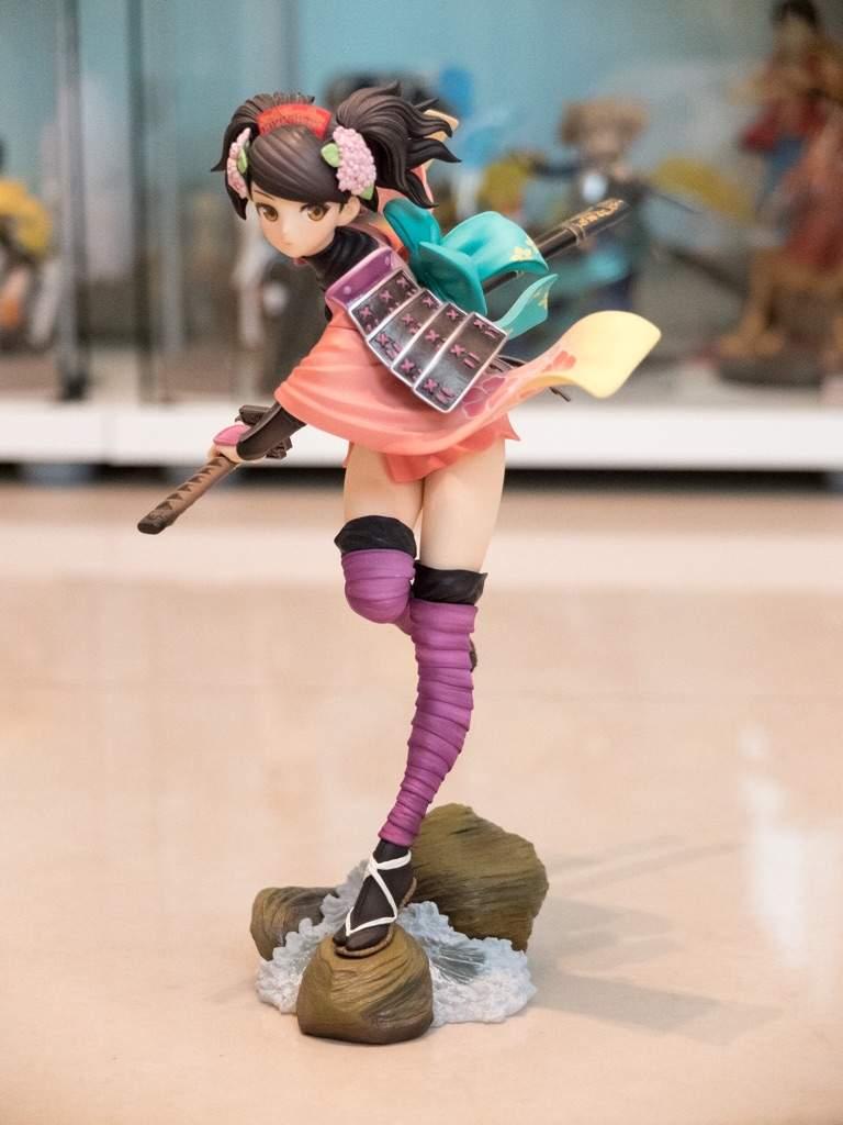 Momohime 1/8 Scale Figure | Figure Collectors Amino