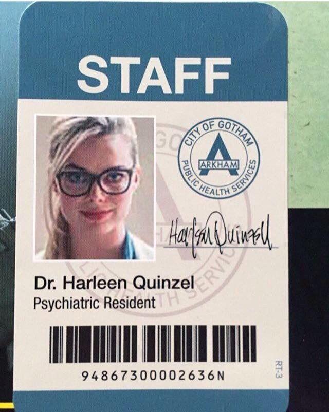 Dr Quinzel