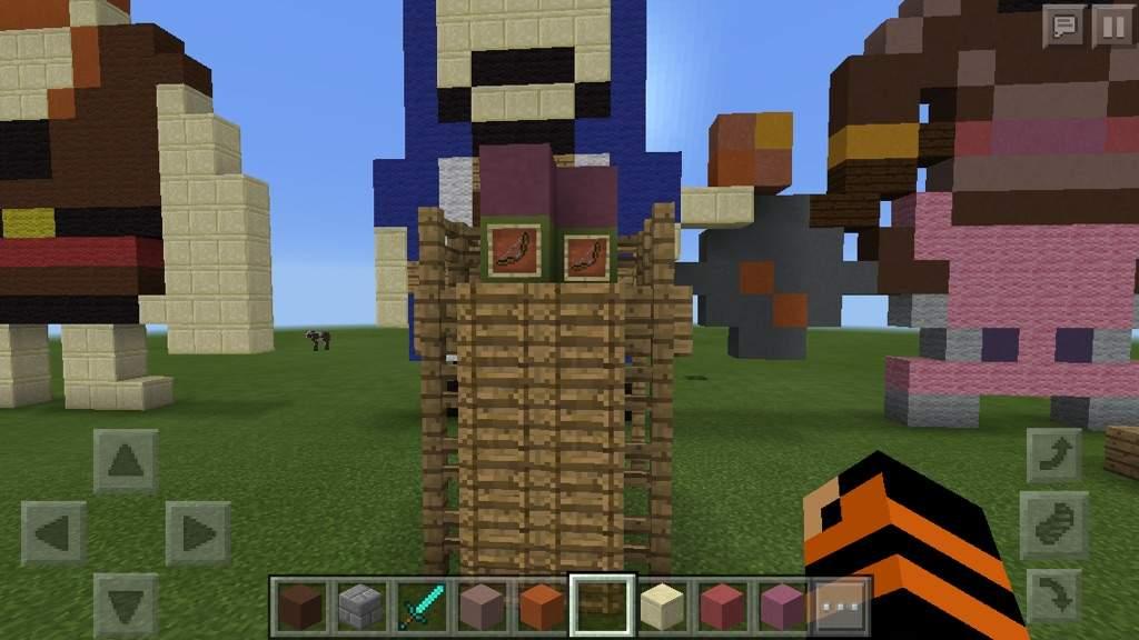 An Archer Tower!