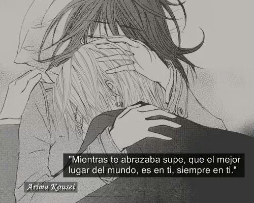 Seguimos Con Las Frases De Amor Anime Amino