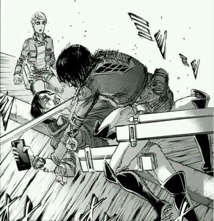 Shingeki No Kyojin Manga (Chapter 84)