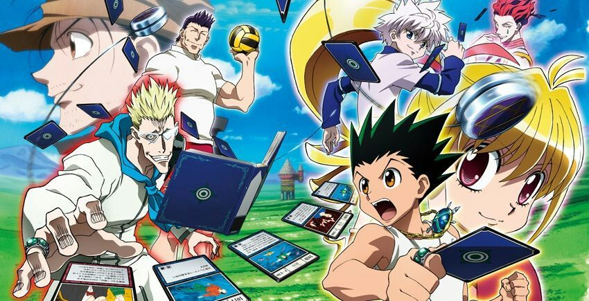 Review: Hunter x Hunter - Greed Island Arc | Anime Amino