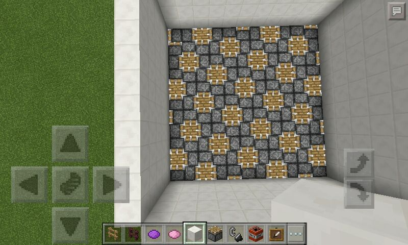 5 Cool Floor Patterns Using Pistons
