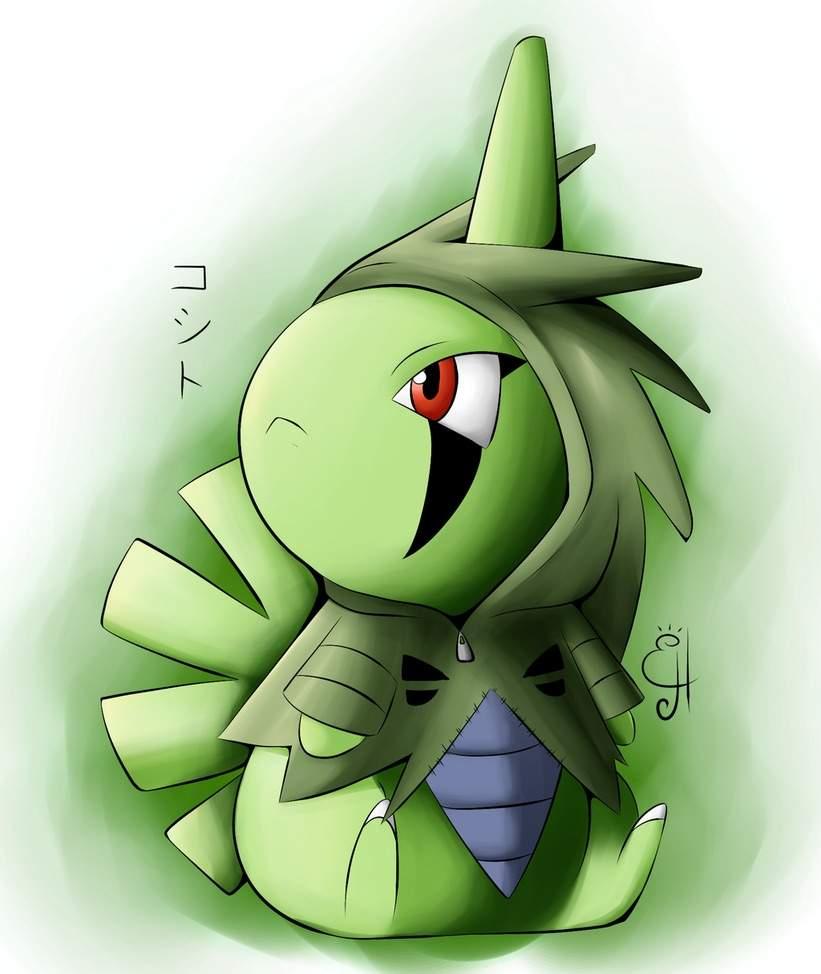 Larvitar Evolution Line Analysis W/NightWing   Pokémon Amino