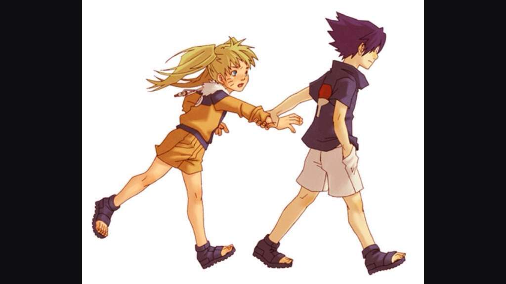 Naruto And Girl