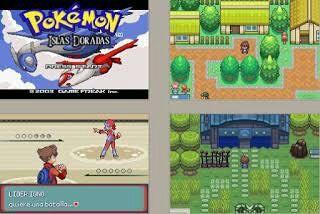 Top 5 Mejores Hacks Roms Gba En Espanol Pokemon En