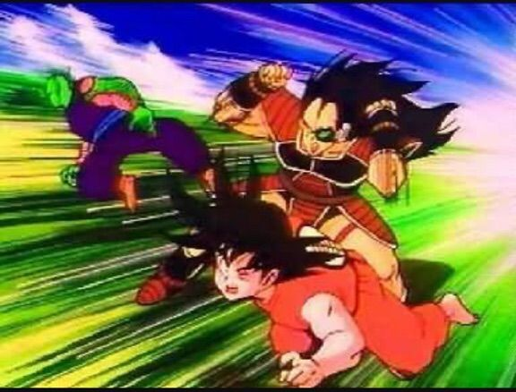 Goku and Piccolo vs. Raditz (Fight Dissection