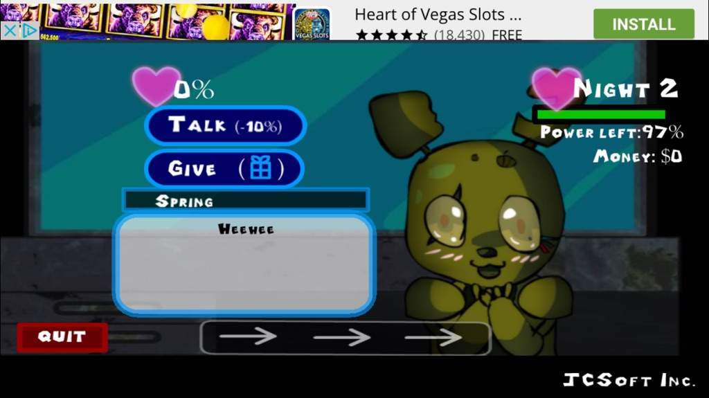 Fnaf dating sim be friends before dating