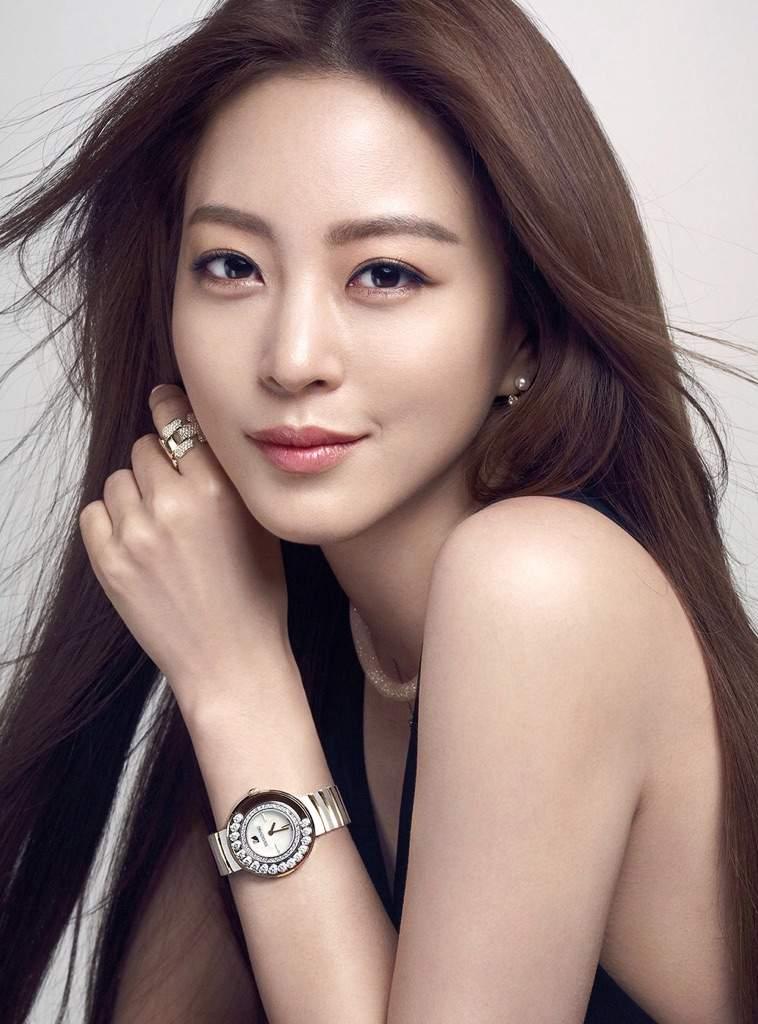 Korean bare actress — 9