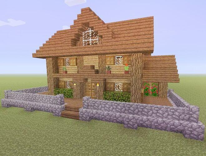New House Idea Minecraft Amino