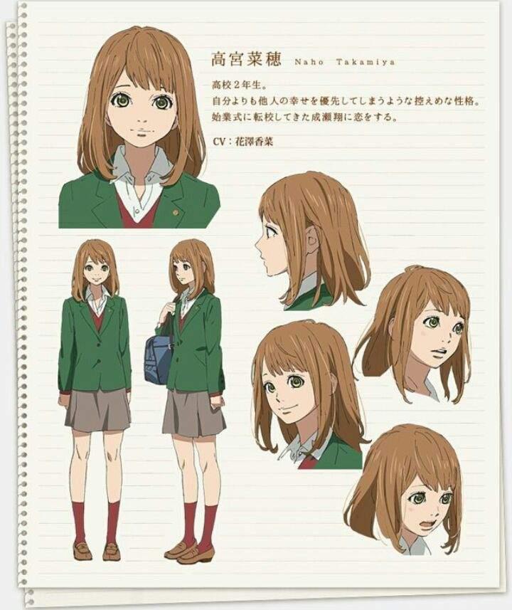 Orange Wiki Anime Amino