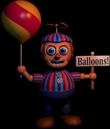 Ballon boy | Wiki | FNaF Amino [ Español ] Amino