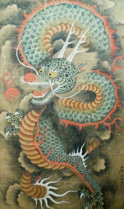Korean Dragons | Mythology & Cultures Amino