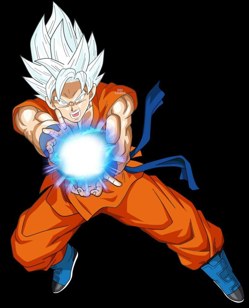 Is Super Saiyan White Just A Wrong Theory