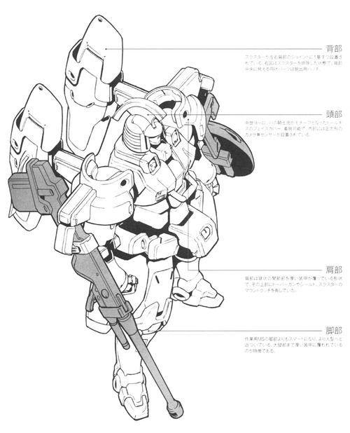 The Origin Of Mobile Suits In Gundam Wing
