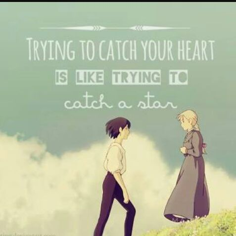 Quotes Howls Moving Castle Quotechallenge Studio Ghibli Amino