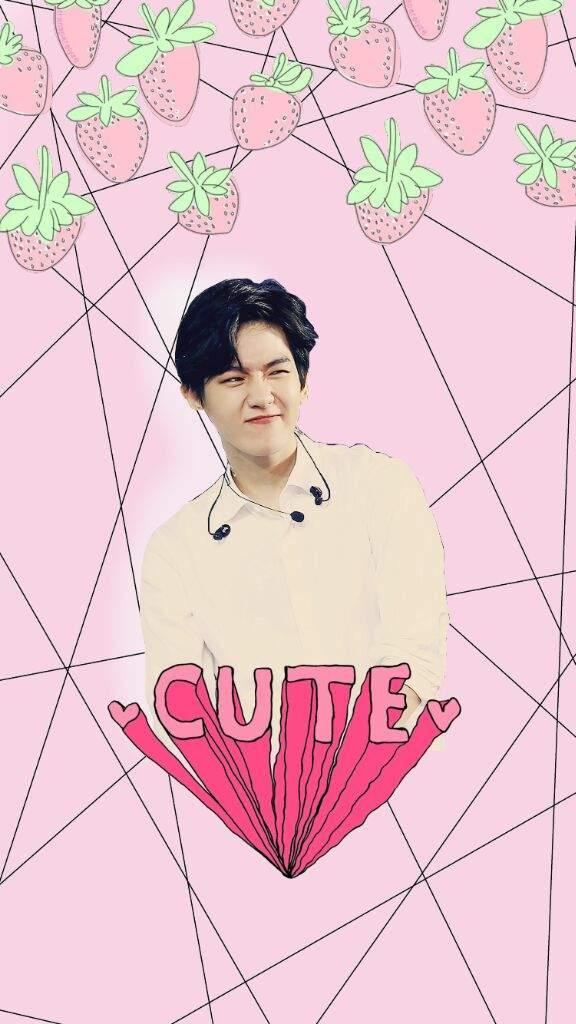 Baekhyun Samsung Wallpapers Exo 엑소 Amino