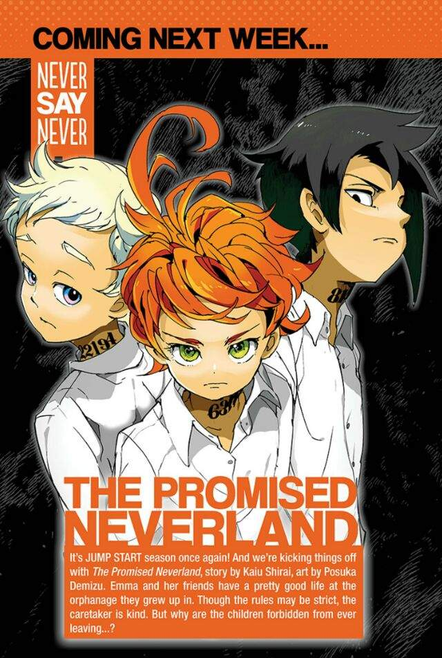 The Promised Neverland: Manga Review | Anime Amino