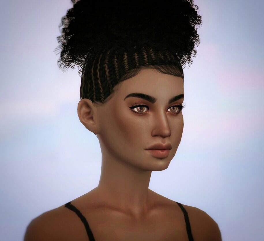 Ebonix sims 4cc Sims hair Sims 4 Sims t