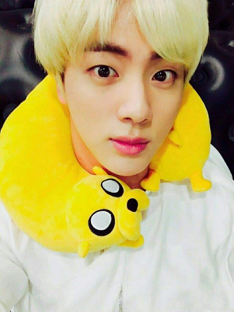 Which BTS Member Is The Best With Blond Hair
