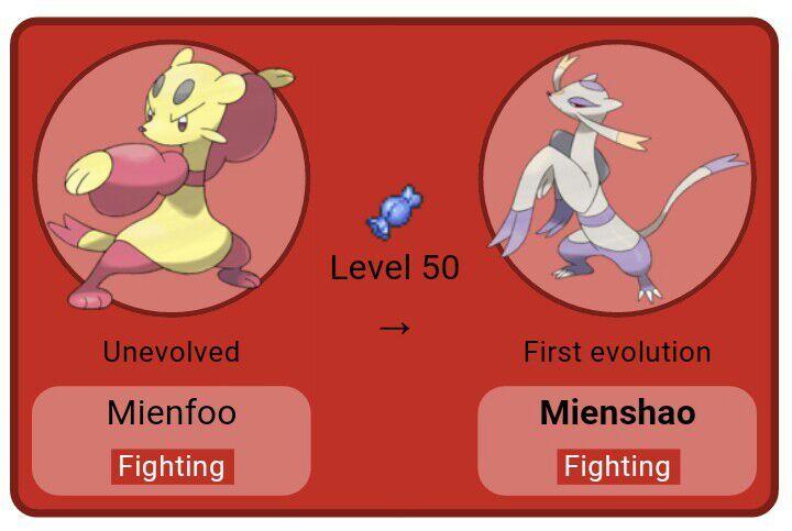 Mienshao The Elements Pokemon Amino