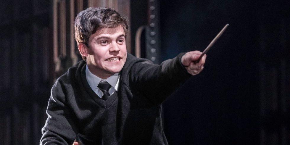 And in the end everything of course turns out fine for Albus Potter and he  doesn't have to feel guilty at all for the trouble he put his parents into.