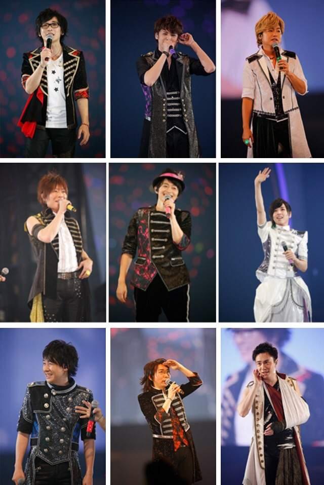 Details about  /Uta No Prince Sama Pen Light Stick Maji Love Live 5th Stage