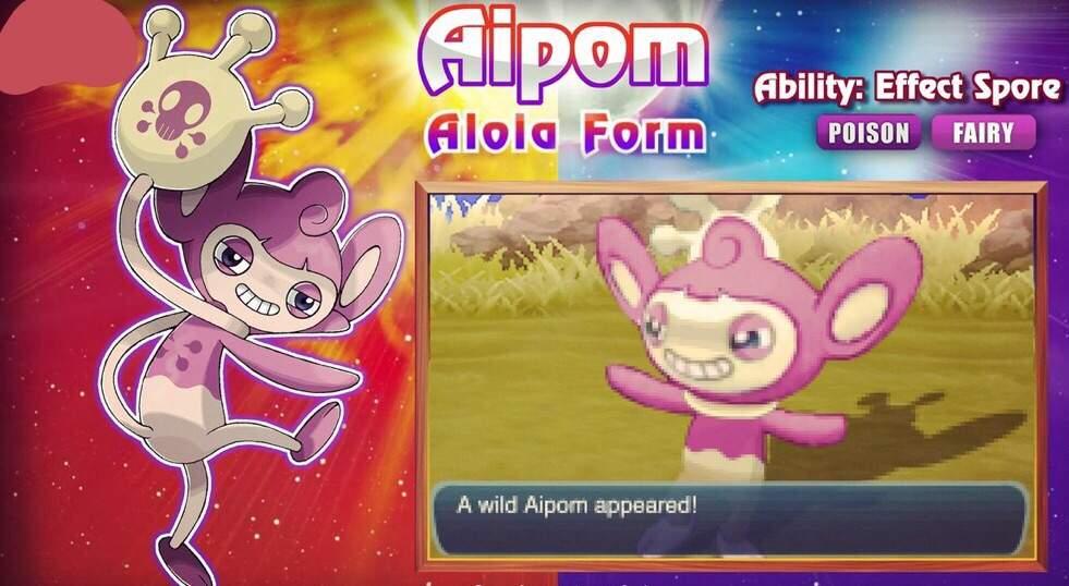 Top 10 fan made alola forms | Pokémon Amino