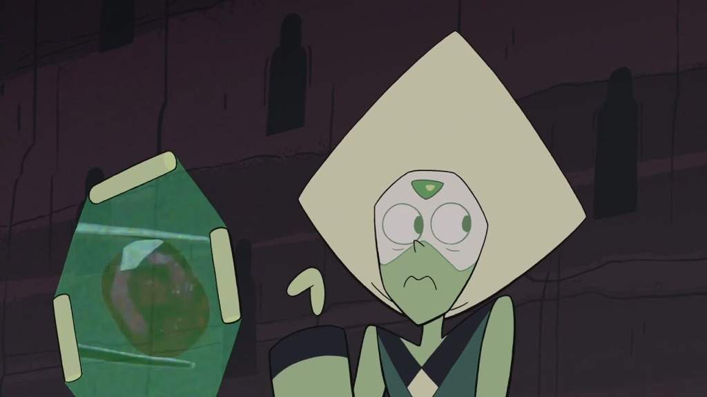 When Peridot Gets Caught Watching Porn