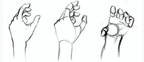 Como dibujar una mano tutorial  Arte Amino Amino