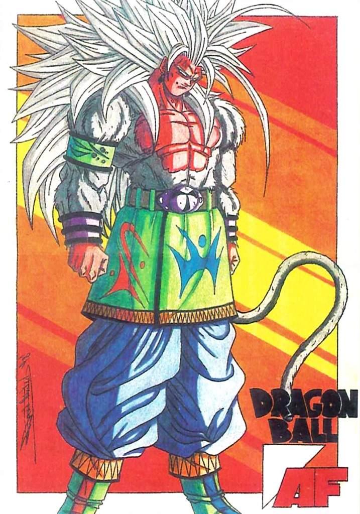the history and power of super saiyan 5 dragonballz amino