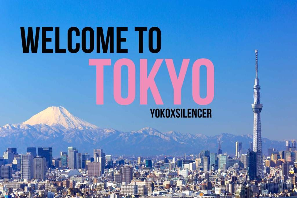 Welcome to Tokyo, Part 1