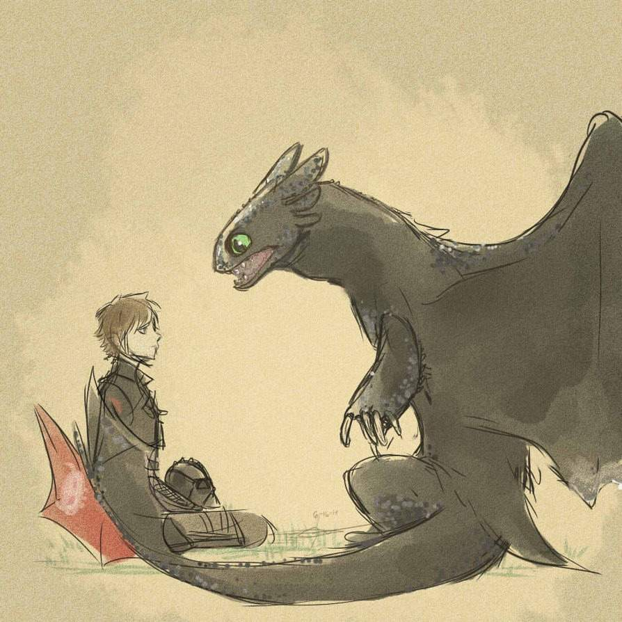 How to train your dragon - Top 10 arts | Cartoon Amino