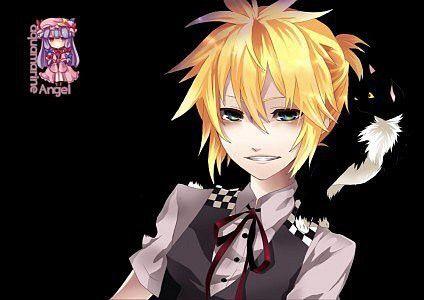 Len Kagamine | Wiki | Vocaloid Amino Sacred Spear Explosion Boy Romaji