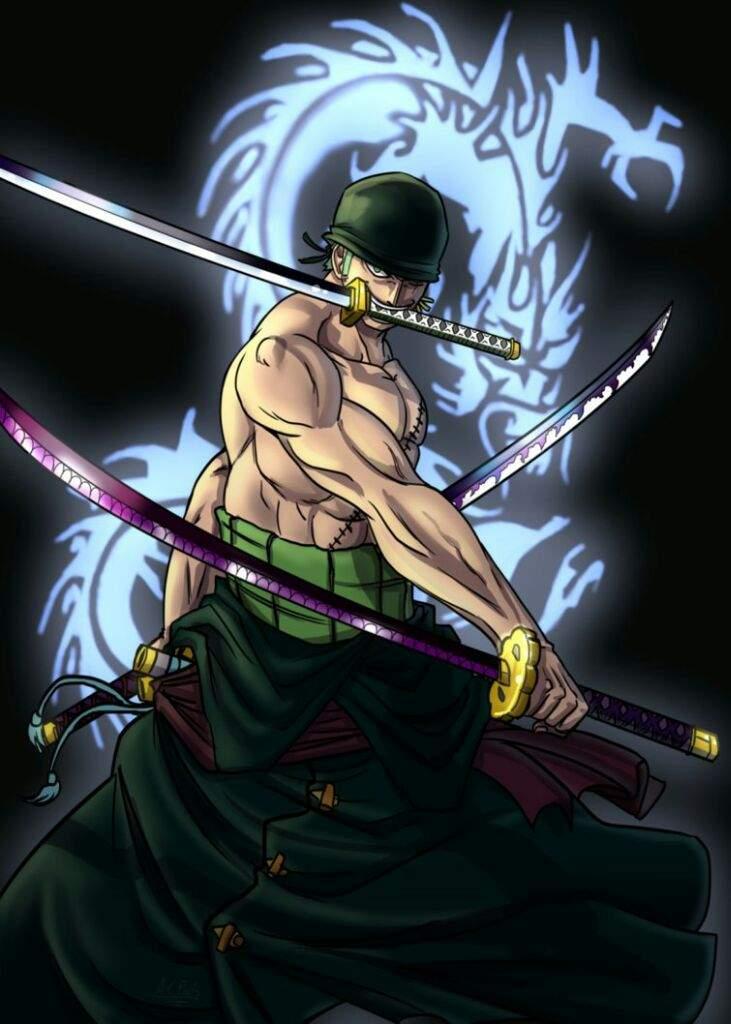 Wallpaper Zoro One Piece Amino