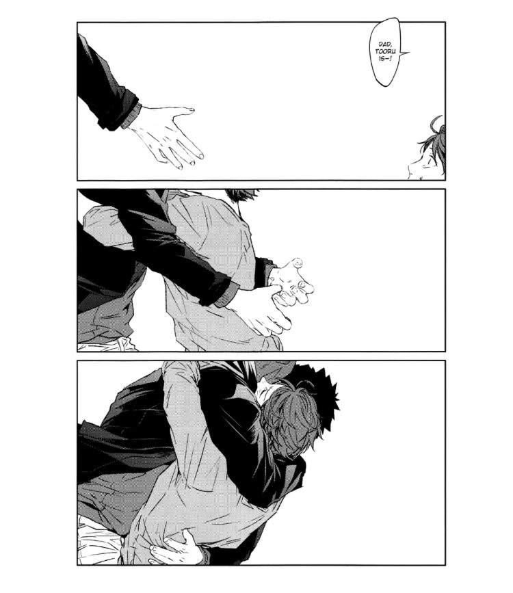 Gusari/ Sashikizu] Shisseishou Oikawa Tooru no Hanashi – Haikyuu