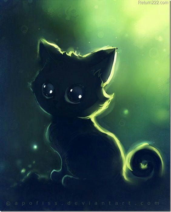 Camil El Gato Negro Terror Amino
